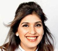 Celebrity Chef Rakhee Vaswani