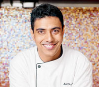 Celebrity Chef Ranveer Brar