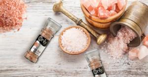 Pink Salt Grinder